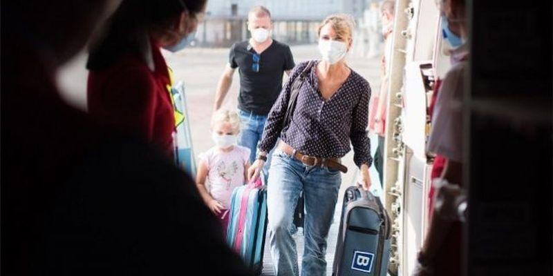 Аэропорты Украины за год сократили пассажиропоток на 64%