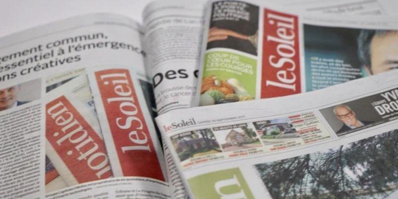 В Канаде на грани банкротства оказалась большая медиагруппа