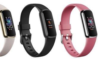 Металевий Fitbit Luxe з GPS на якісних зображеннях