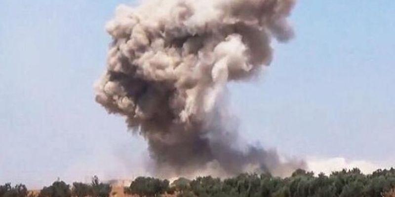 Израиль нанес авиаудары по Сектору Газа