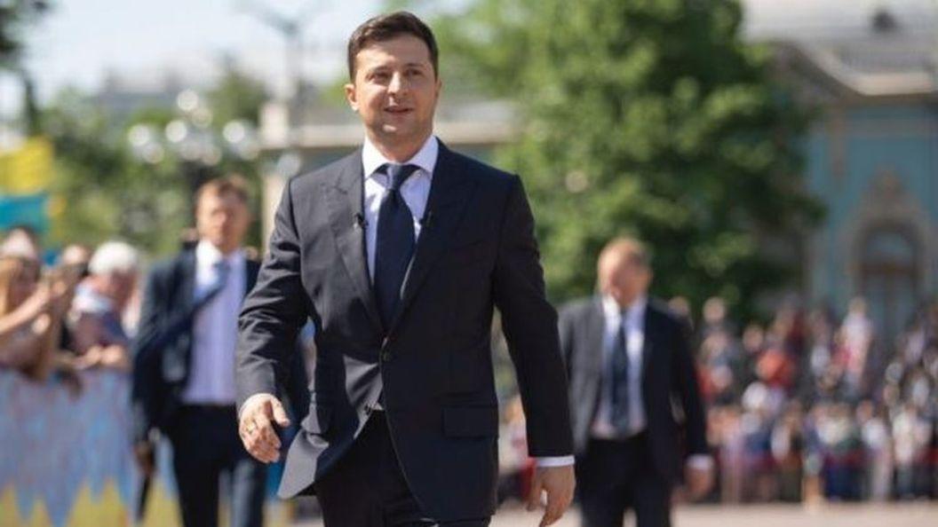 На каком автомобиле ездит Президент Украины Владимир Зеленский