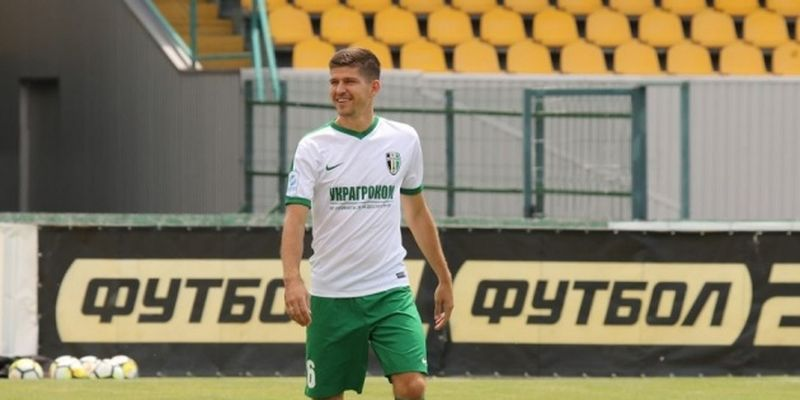 Кирилл Ковалец — лучший игрок 4-го тура Favbet Лиги