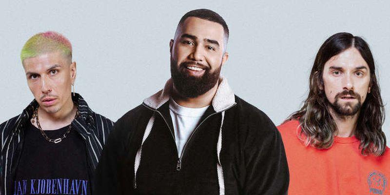 Группа Агонь и Jah Khalib представили совместную песню «Гори-гори»