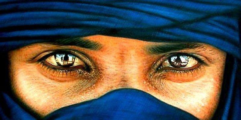 Племя туарегов, где правит матриархат