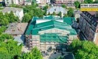 В Полтаве готовятся к открытию филармонии, отреставрированной в рамках Большой стройки
