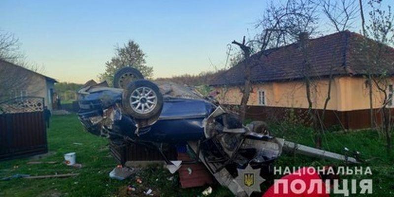 Под Черновцами в жутком ДТП погиб молодой парень: фото