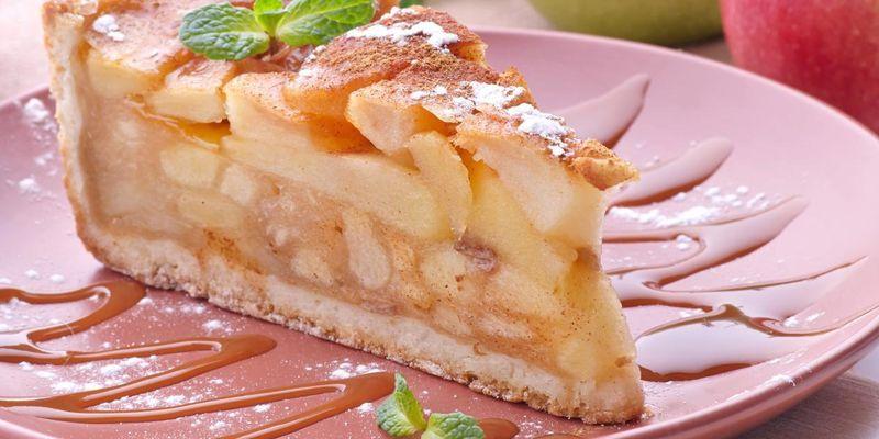 Медово-яблучний пиріг: як приготувати надзвичайно смачну випічку
