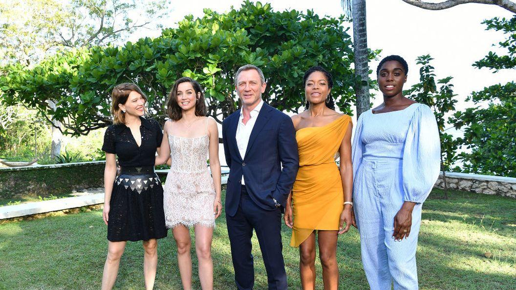 Агент 007: действительно ли темнокожая актриса Лашана Линч — новый Джеймс Бонд?