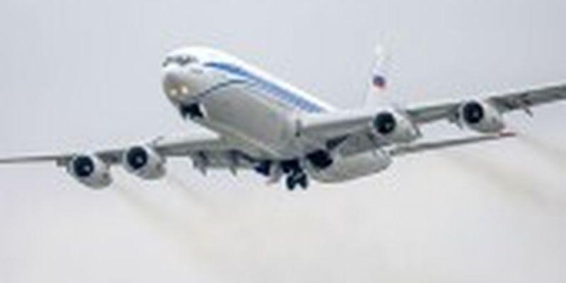 Літак РФ порушив повітряний кордон Естонії