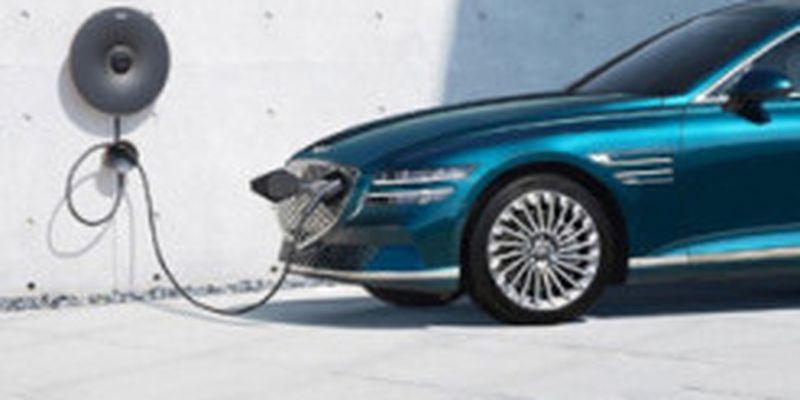 Зарядить за 22 минуты. Представлен первый электрокар премиального суббренда Hyundai
