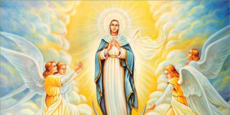 Исцеляющие молитвы Богородице при женских болезнях