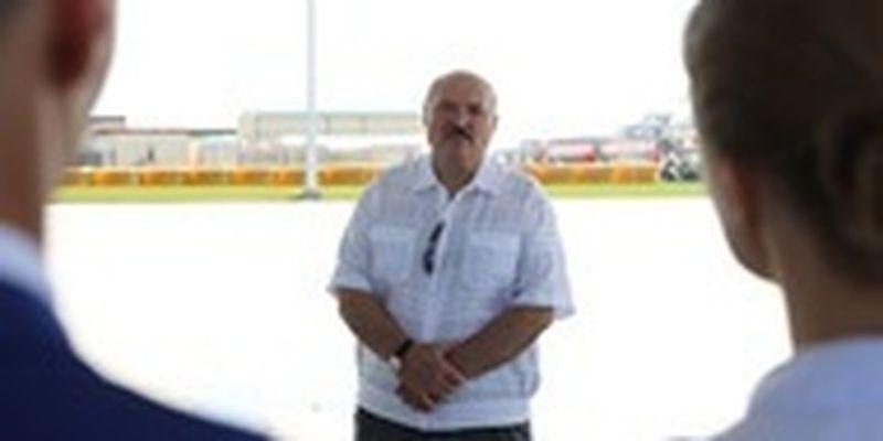 Лукашенко отреагировал на забастовку