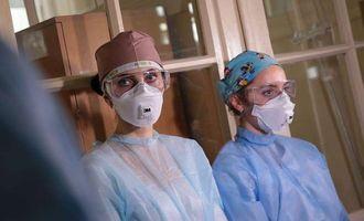 У лікарнях Буковини перебувають 155 людей з COVID-19 та підозрою