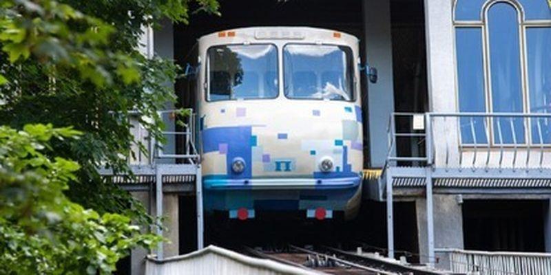 В Киеве закрыли на ремонт фуникулер и назвали дату открытия