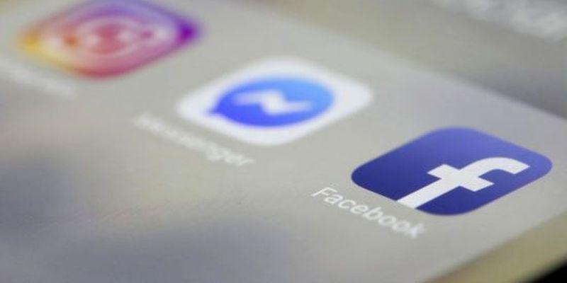 У Facebook, Instagram і WhatsApp стався масштабний збій