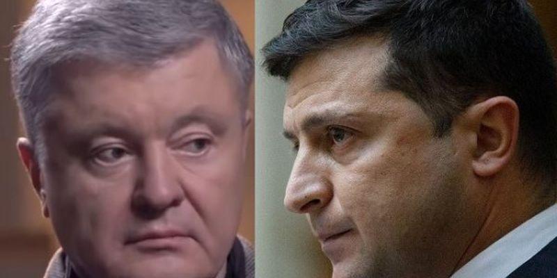 Нові рейтинги: Зеленський тримається за владу, а Порошенко грає у доганялки