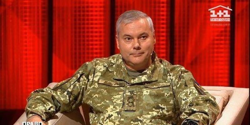На території окупованого Криму перебувають 11,5 тисяч російських військових – командувач ОС ЗСУ
