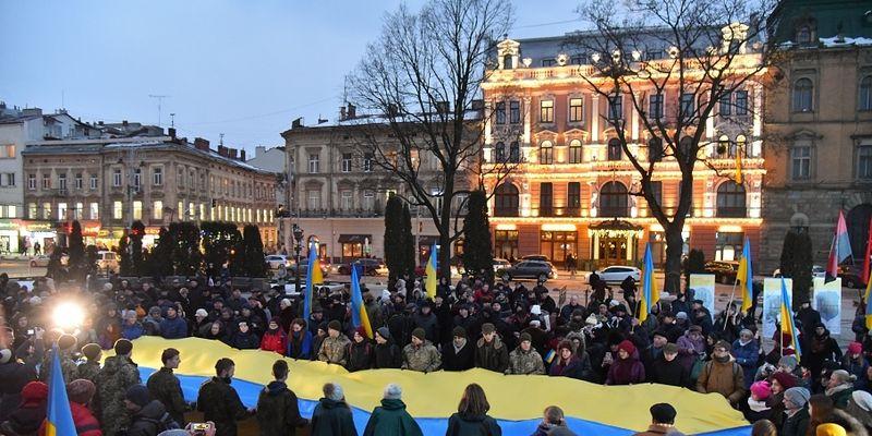 Об'єднання України: Чим важливий День Соборності та як його відзначають