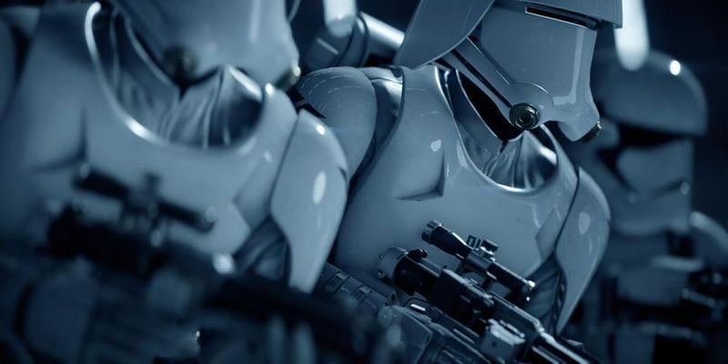 В Epic Games Store віддають безкоштовно шутер Star Wars Battlefront II