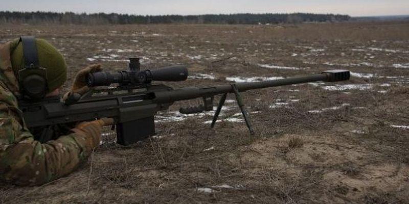ВСУ взяли на вооружение крупнокалиберную винтовку Alligator