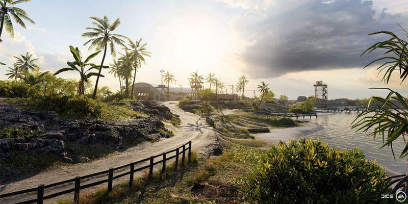 В Battlefield 5 добавят оригинальную карту Wake Island из Battlefield 1942