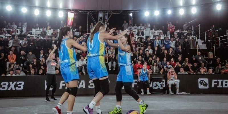 Баскетбол 3х3: определился календарь игр Украина в олимпийском отборе