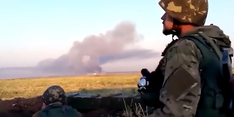 На Донбассе дела плохи: боевики лупят со всех сторон, обвиняют украинских воинов