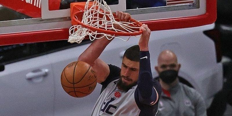 НБА: «Вашингтон» Леня одержал четвертую победу кряду, разгромив «Детройт»