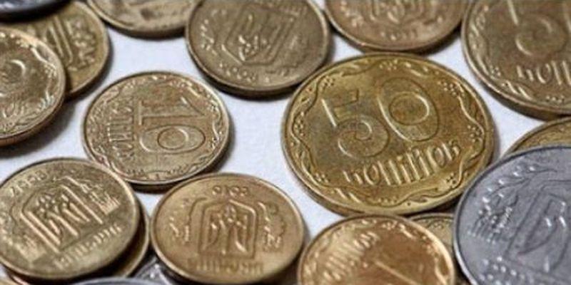 В Украине введена в обращение новая монета