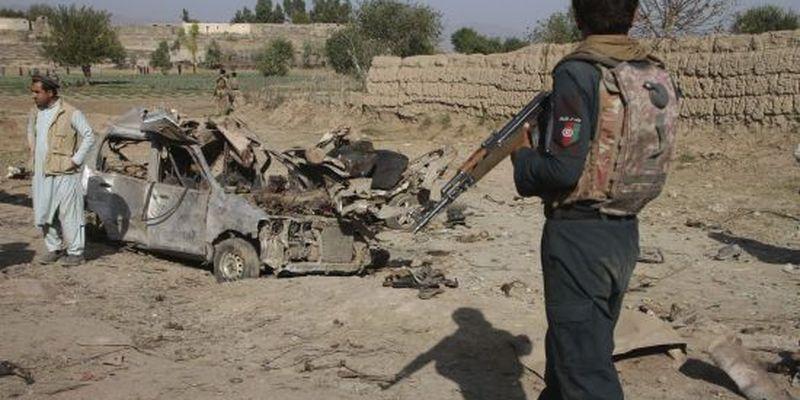 В Афганістані вибухнуло заміноване авто: постраждали десятки мирних жителів