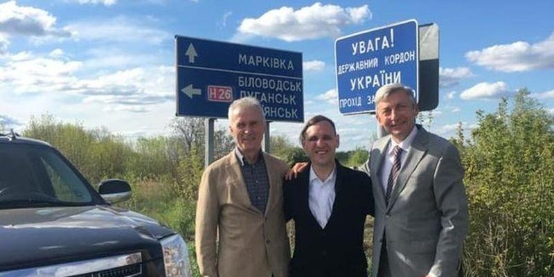 Украинский политзаключенный вернулся домой из России