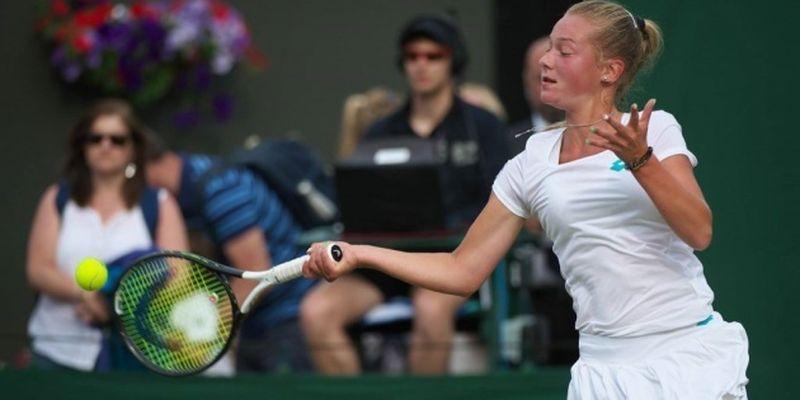 Любовь Костенко успешно выступает на престижном юношеском турнире ITF в США