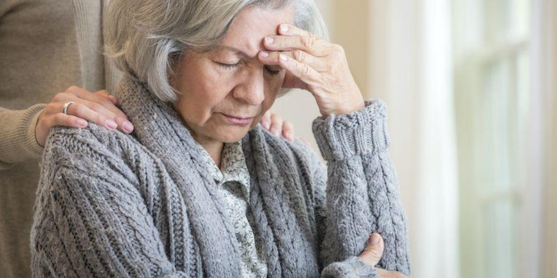 «Пожилая мама говорит только о себе, я ей не интересна»
