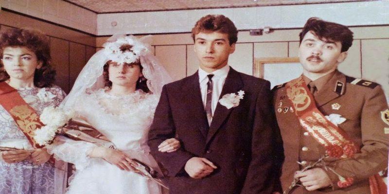 Как играли свадьбы жители СССР?