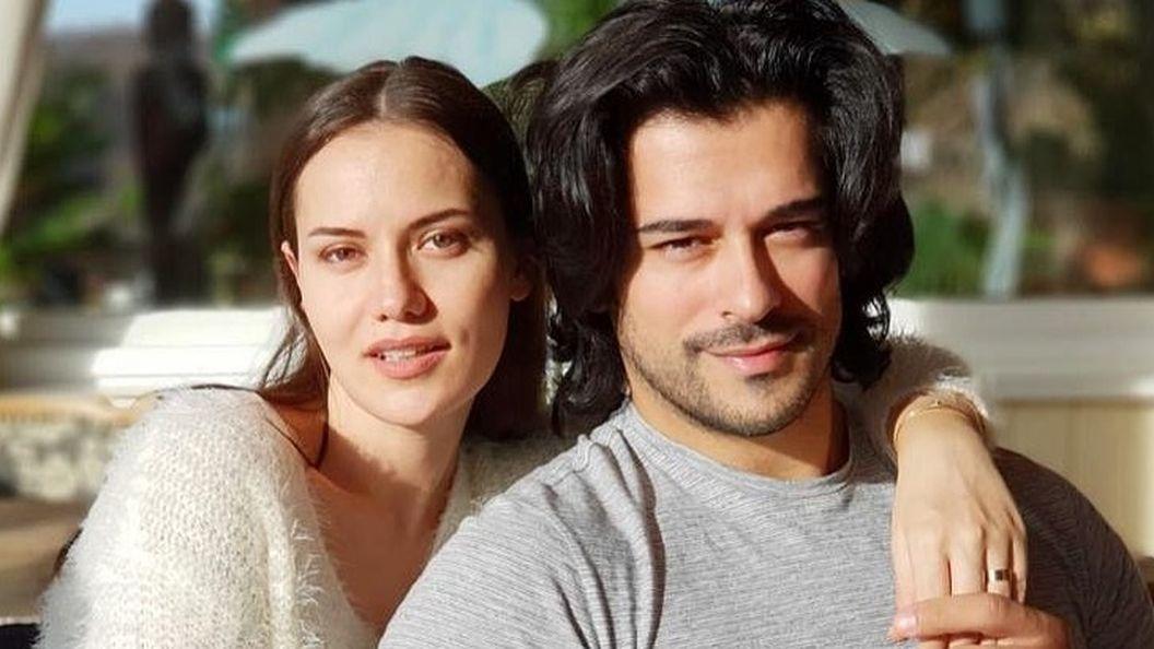 Звезде турецких сериалов предложили 2 млн. за фото маленького сына