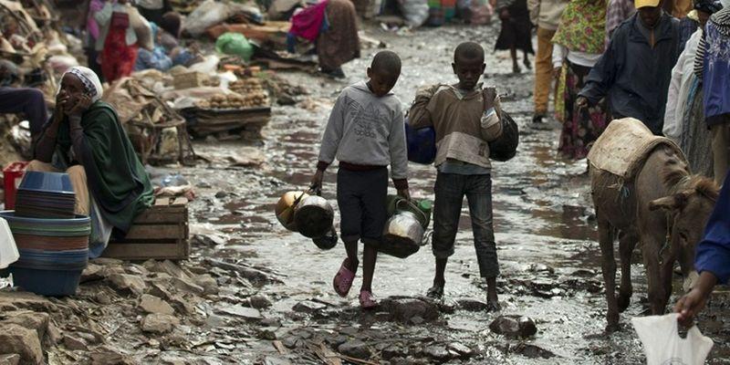 6 самых бедных стран на планете