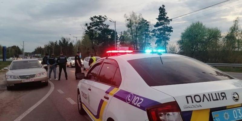На Киевщине проходят полицейские учения с «заложниками»