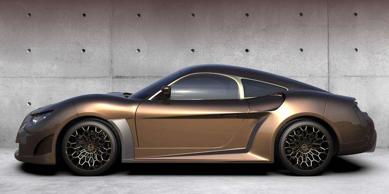 Перший ліванський 165-сильний електричний спорткар оцінили в €25 000