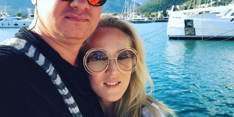 Євген Кошовий чуттєво привітав дружину з днем народження