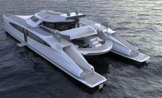 В Италии создадут яхту, способную передвигаться по суше. Фото