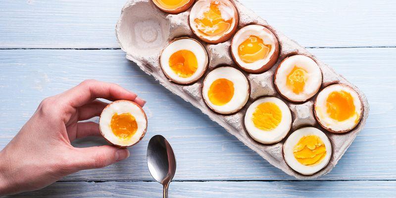 Какой способ готовки яиц полезней?