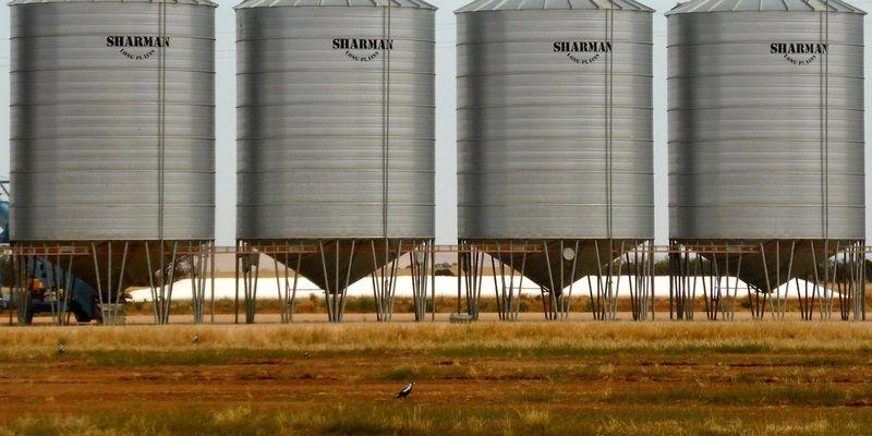 На Київщині виставили на продаж зерносушильний комплекс