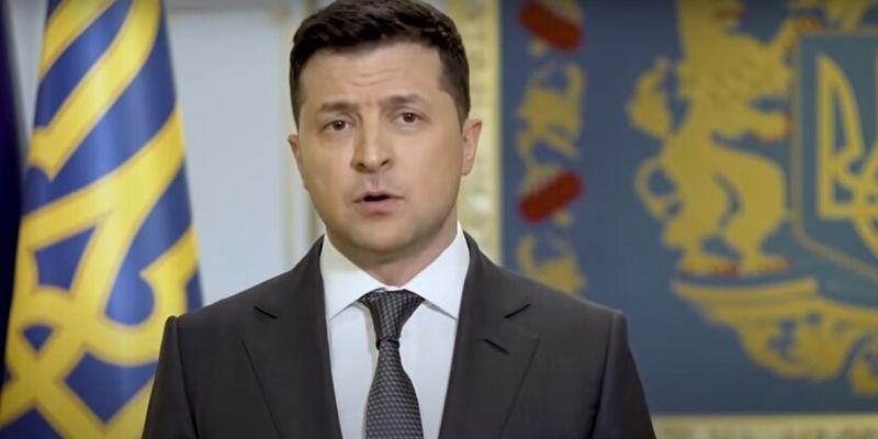 Украина не даст уничтожить себя, - Зеленский