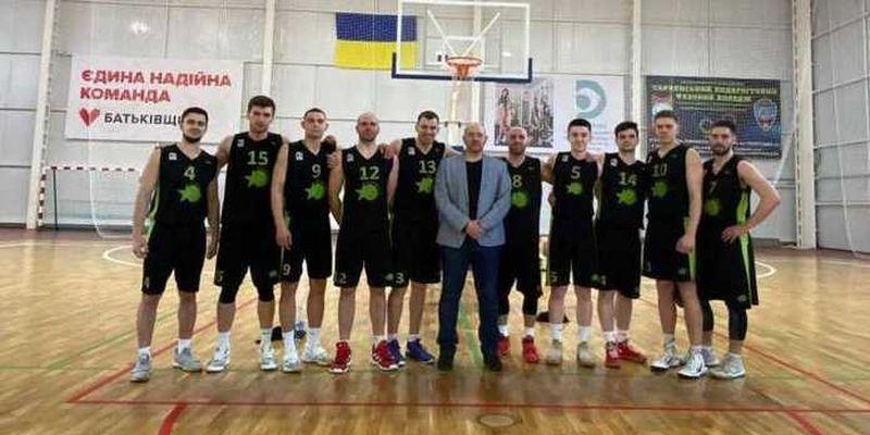 CHE-BASKET - у фіналі плей-оф першолігового чемпіонату України
