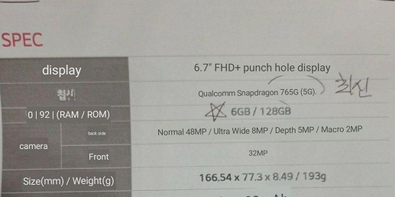 LG Q92: смартфон з стереодинаміками і «військовим захистом»