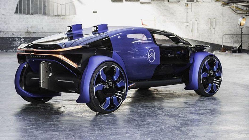 Citroen решил оснащать машины 30-дюймовыми колесами