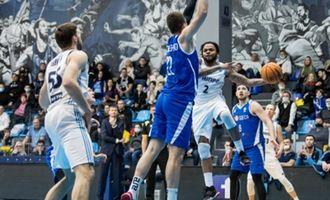 Суперлига: Киев-Баскет победил Запорожье в овертайме, Днепр обыграл Одессу