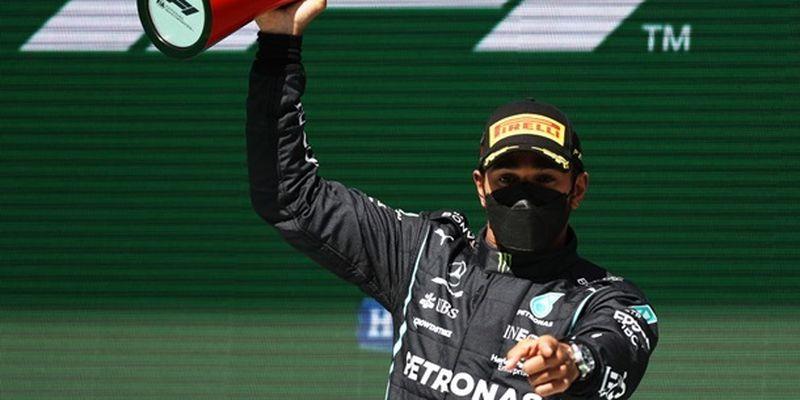 Хэмилтон стал победителем Гран-при Португалии